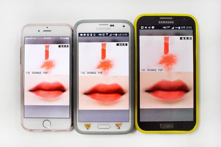 由於PC和手機的機種不同,其顯色和色感會有偏差,所以請諒解!  (已經提亮再提亮了,但還是有點暗...小編以經濟盡力了8ㅅ8..)