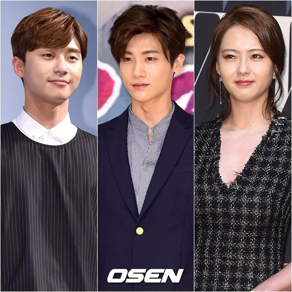 之前傳出朴敘俊和朴炯植'可能'會合作的KBS古裝劇《花郎》有消息啦!