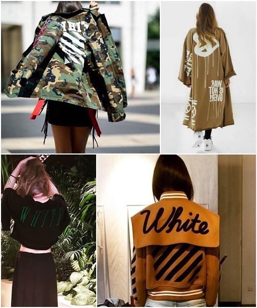 露可你看最喜歡的還是他們的外套,絕對前衛的風格取向狙擊了許多潮人的心!