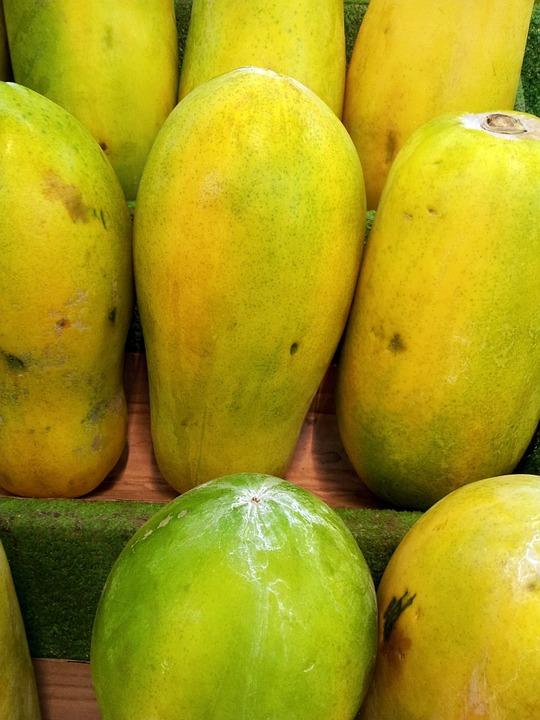 2.木瓜 木瓜燉排骨是豐胸的好食材?No!因為並非所有的木瓜都有補充黃酮或是平衡激素水平的作用,只有青木瓜才可以。