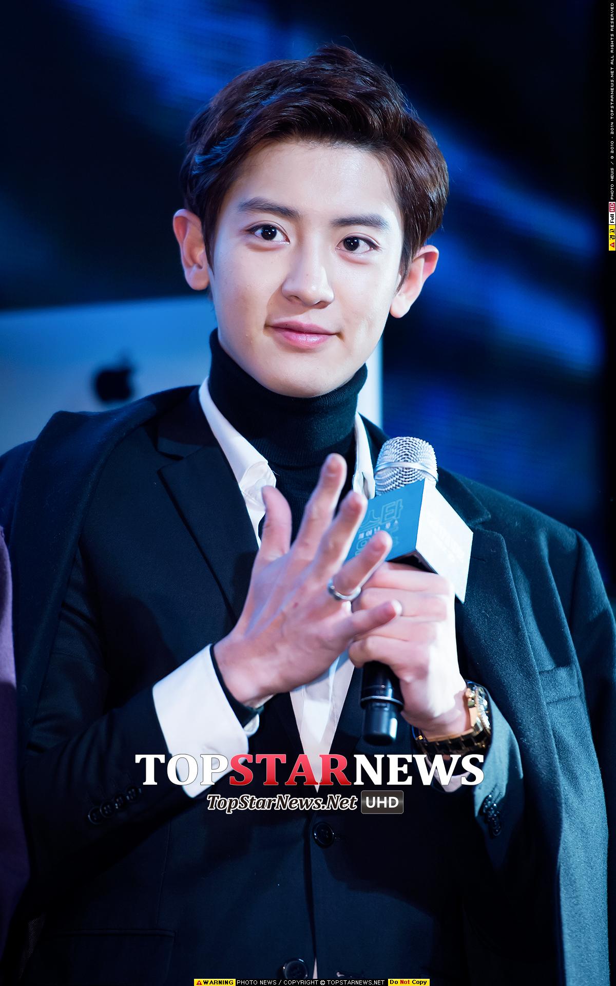 EXO成員燦烈在這次發表會中獲得各樣的好評
