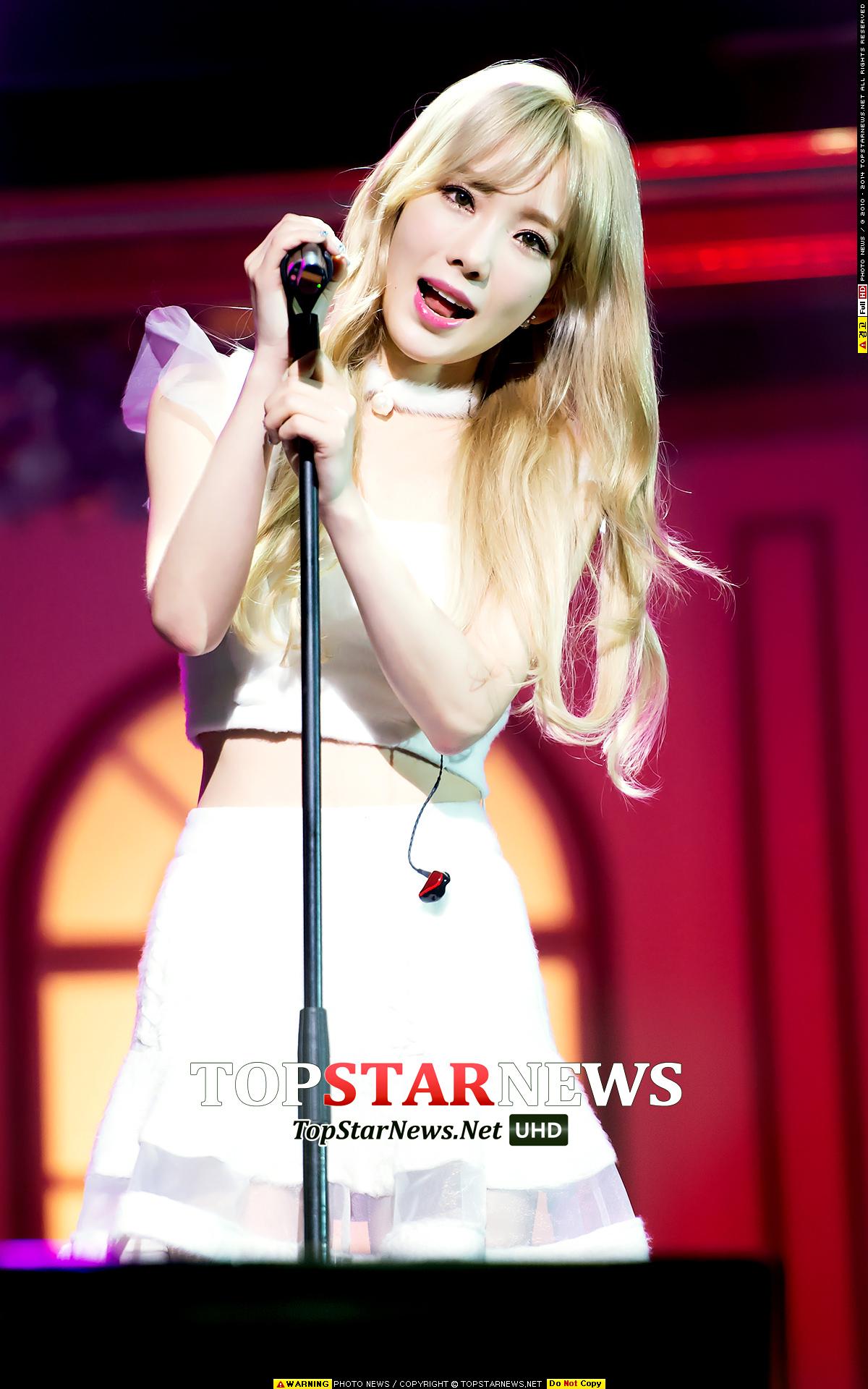 太妍 太妍也是同樣的例子,不知不覺中瘦成這樣,粉絲們真的很擔心啊!!!
