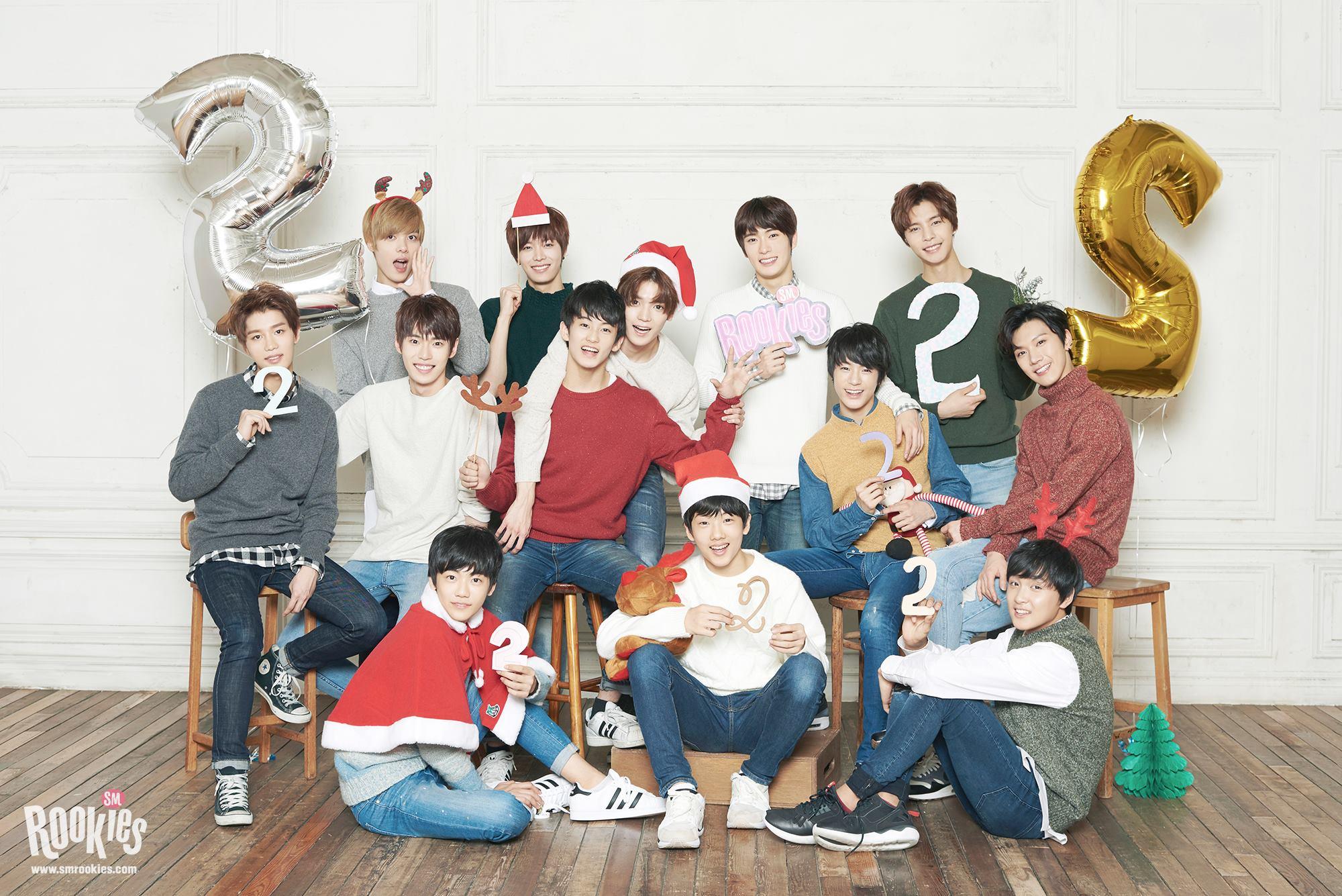★ SM 娛樂的新男團  目前只有消息說 SM 娛樂明年要推出一個新男團,但還沒有公布成員和出道時間。