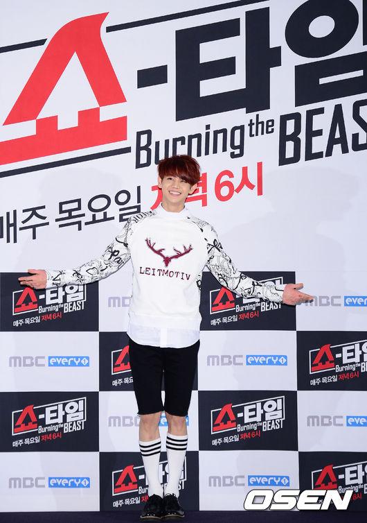 第二季出演明星:Beast