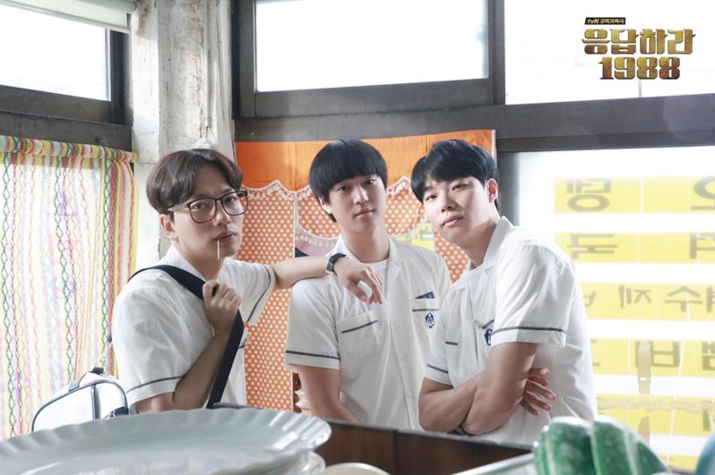 ♥ No.2 :: 《請回答1988》青梅竹馬  最近在韓國收視率很高的《請回答1988》,劇中的主角們彼此間是青梅竹馬的關係。