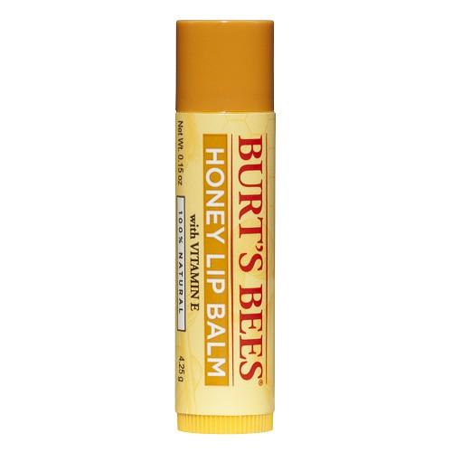 ◆ BURT'S BEES 蜂蜜護唇膏 與「蜂蠟護唇膏」最大的不同在於無薄荷油配方, 又含有乳油木果油及可可脂,保濕效果更好