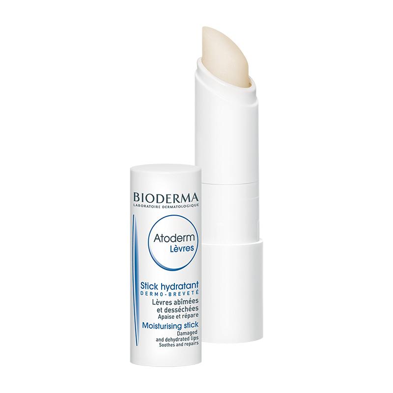 ◆ BIODERMA 柔潤修護唇膏 BIODERMA最有名的產品雖然是卸妝水,但護唇膏的評價也是不錯喔 可以快速吸收也很持久,因為是沒有味道的,男女老少都適合