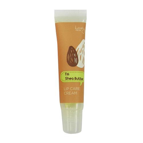 ◆ THE FACE SHOP Lip care cream #乳油木果油 在韓國人氣很高的商品,缺點是瓶身太容易因為擠壓而破掉 雖然台灣也有THE FACE SHOP的店面,但是都沒有架設粉專或網頁,無法確認台灣有沒有賣這一款...