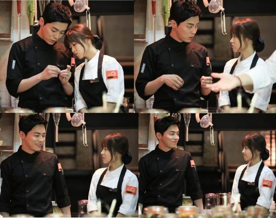 其實不一定要跟電視上的廚師結婚,只要未來老公的職業是廚師就好了XD