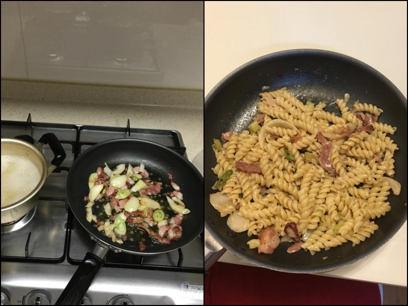 最近常常下廚的利特...