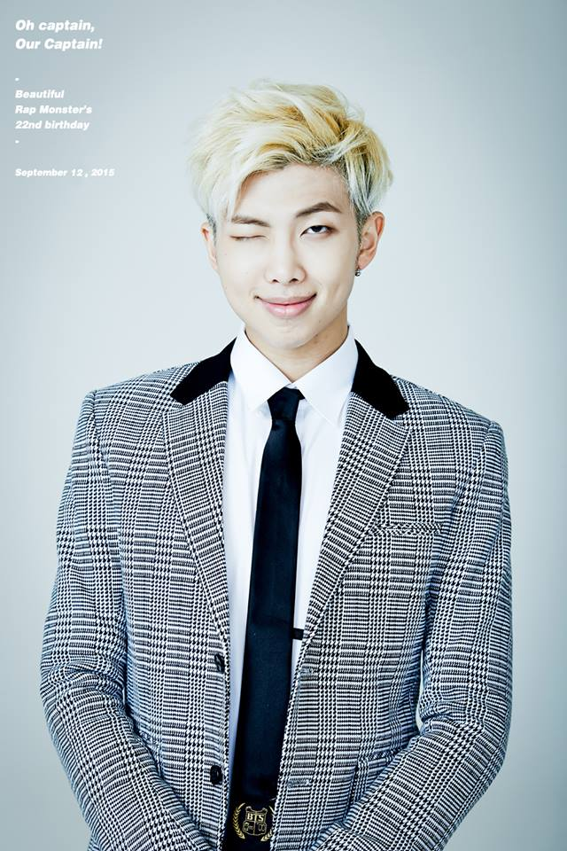 5.Rap Monster