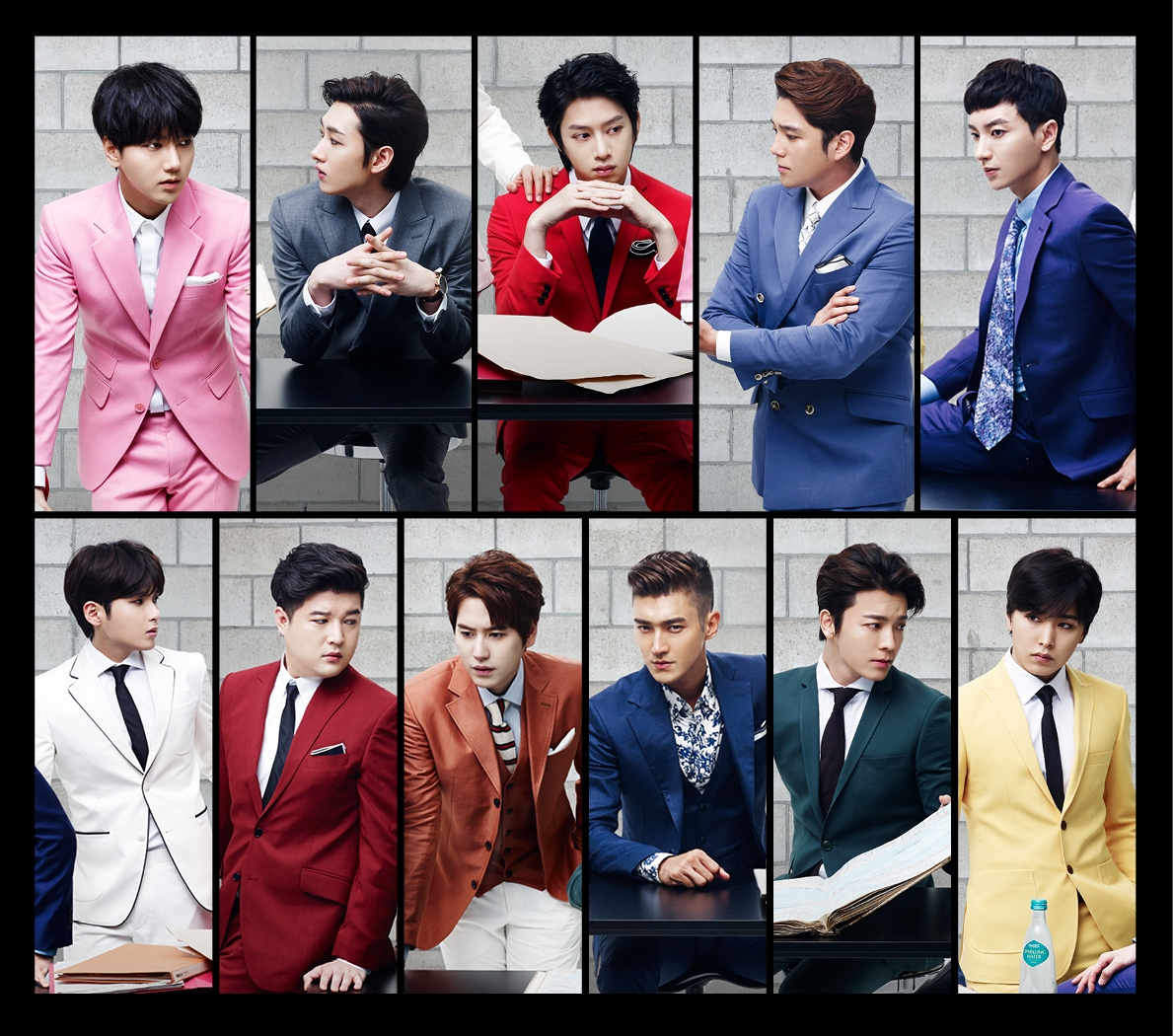 ♥ 出道十年 :: Super Junior