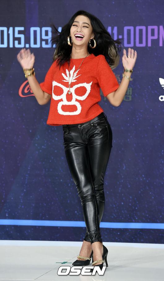 那就是Sistar的魅力主唱孝琳,今年才24歲的她,有一個很大的困擾....
