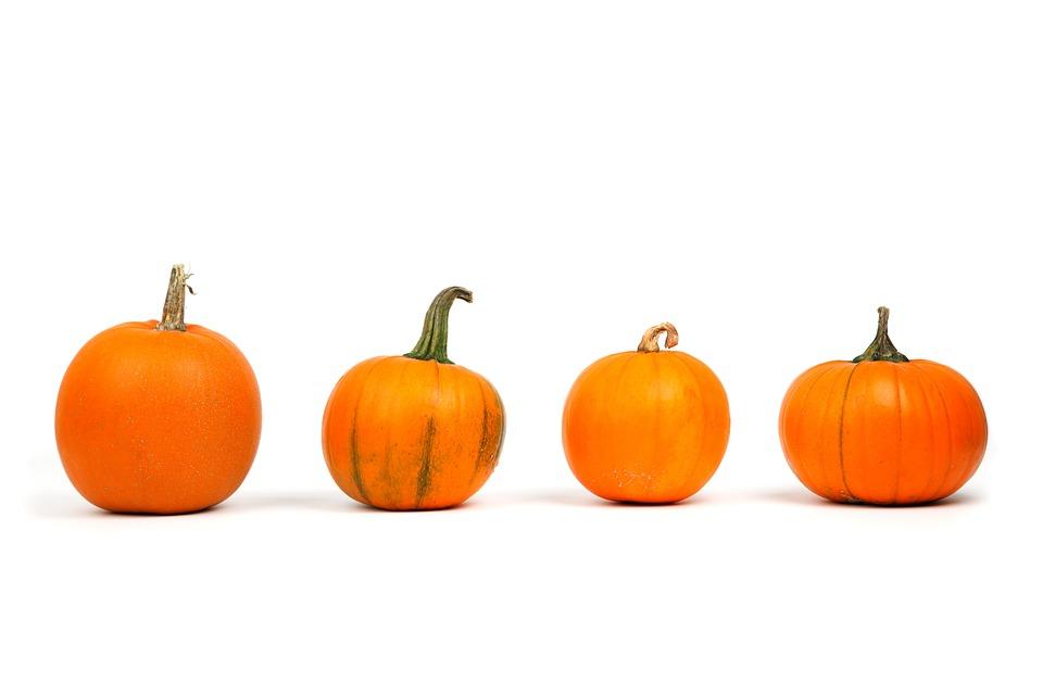 像南瓜、紅蘿蔔這種橘色食物,都含有豐富的維他命A和β-胡蘿蔔素,對於痘痘有舒緩的效果~