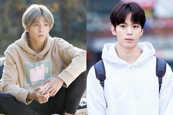 KBS2 2016.01.11 <武林學校> 出演人物:李玹雨、VIXX弘彬