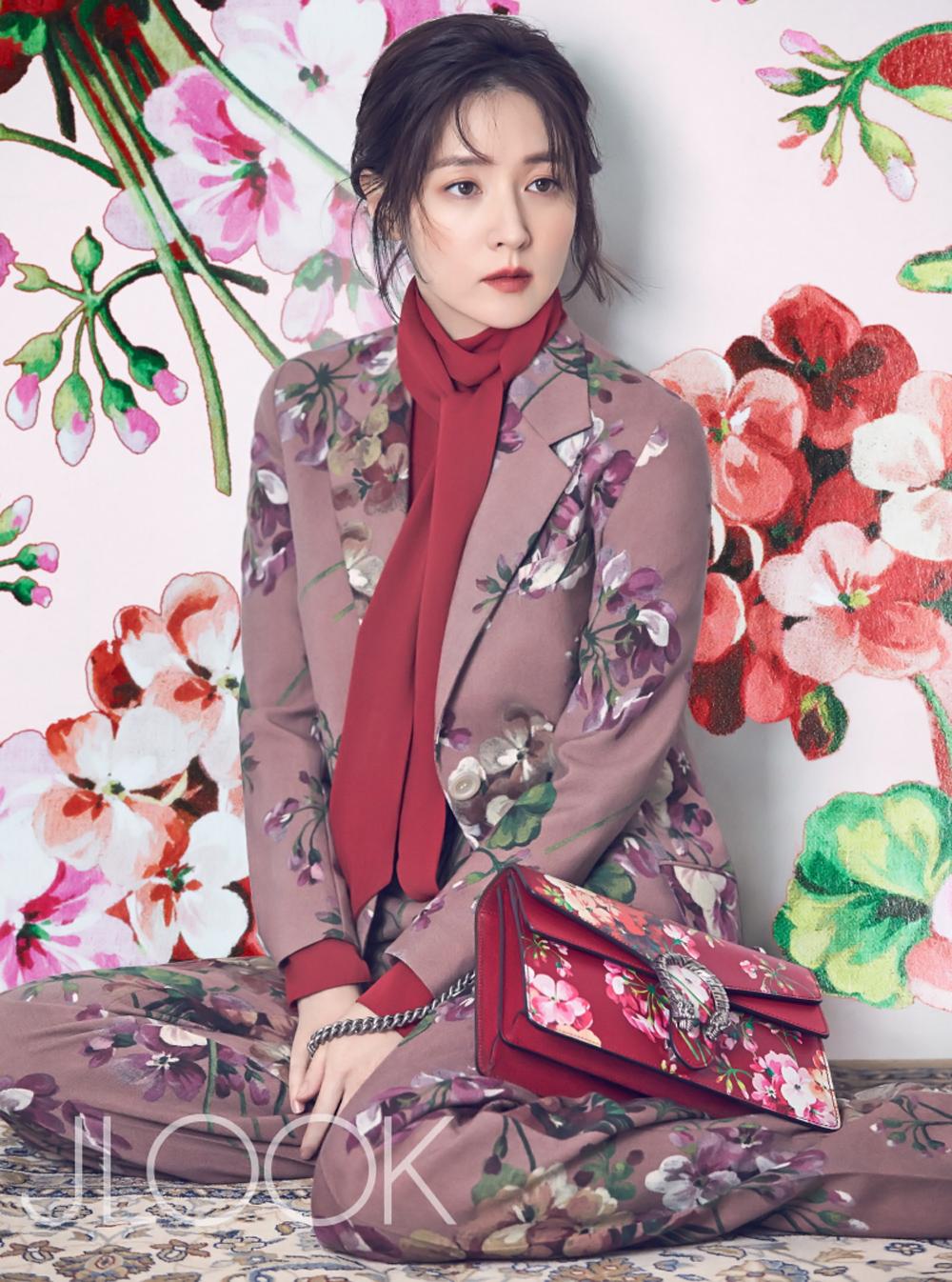 SBS 2016 <사임당,The Herstory>  出演人物:李英愛、宋承憲