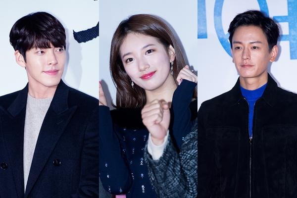 KBS2 2016 <함부로 애틋하게> 出演人物:金宇彬、裴秀智、林周煥