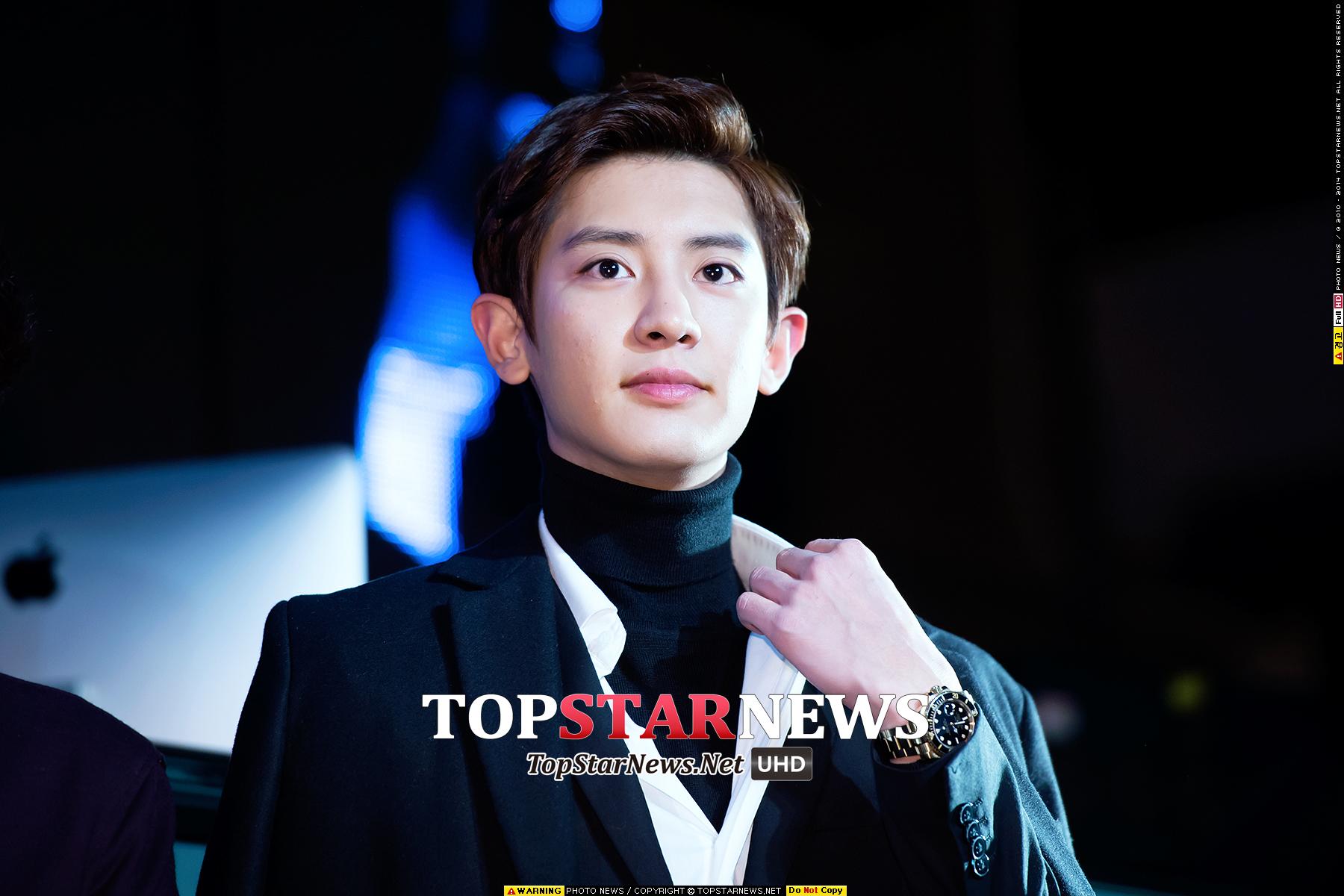 EXO燦烈被韓國網友評比為最具影響力且擁有熱情好榜樣Idol