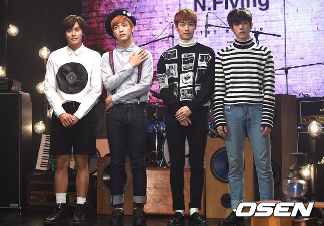 ★ No.9 :: N.Flying《Awesome》4599 張