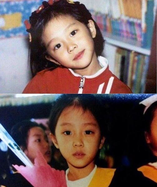 她到底是誰??小小年紀就擁有如此美貌!!