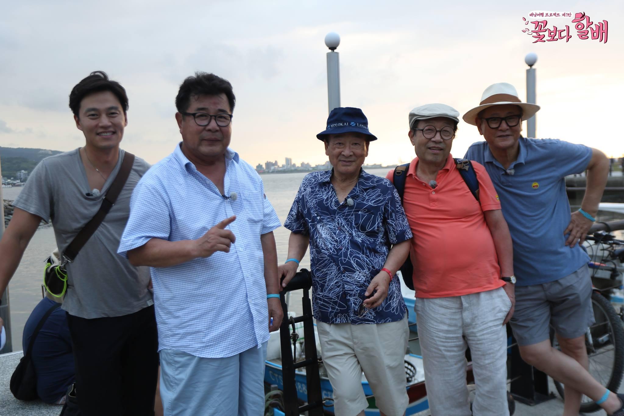 尤其在《花樣爺爺 - 台灣篇》播出後,讓更多韓國人認識台灣、來台灣旅遊。