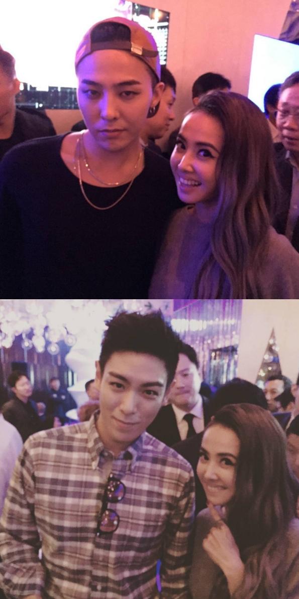 G-Dragon 也說過,如果有機會的話,很想要跟蔡依林合作。