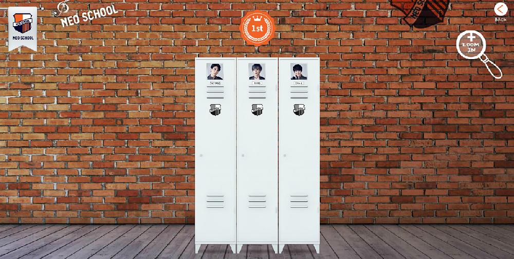 幾乎以樂團形式出道的FNC Ent,這次有新的突破啦!首次推出男舞團的FNC,在NEO SCHOOL官網公開了第一組'NEO(意指FNC NEO SCHOOL中的精英練習生)'3名候選人Tae Yang、Ju Ho和Cha Ni的資料和預告片