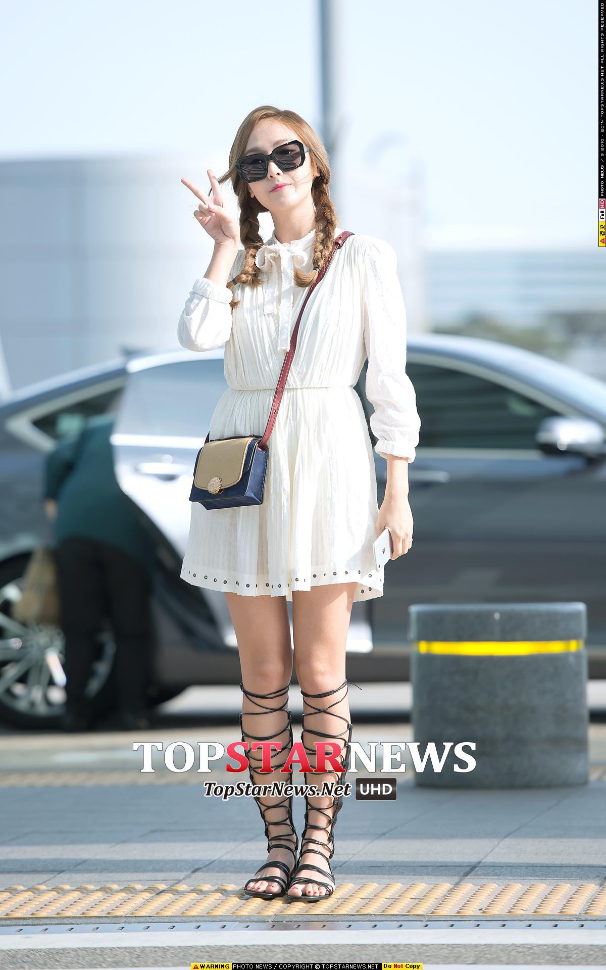 Jessica:除了獲選機場時尚女王之外,個人經營的品牌Blanc&Eclare也從亞洲發展至歐美,最有人氣的品牌設計總監非她不可