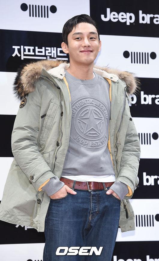 TOP 4 劉亞仁(9.4%) 出演了SBS電視劇《六龍飛天》,同時電影《辣手警探》、《思悼》也讓觀眾看到了他精湛的演技!