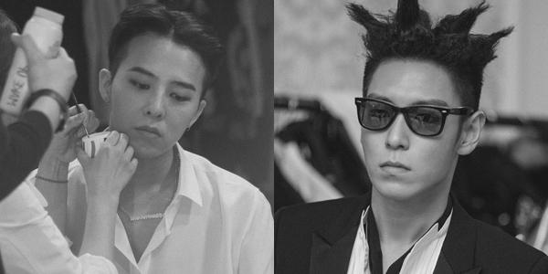 G-Dragon - T.O.P(TG CP)