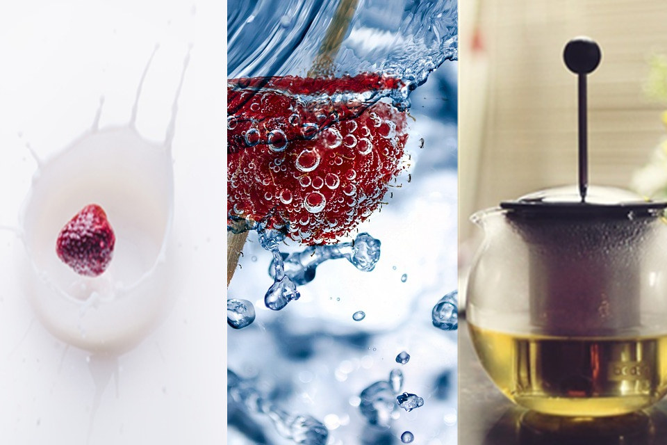 1、水:就是普通的水,如果一天喝上500毫升的水,身體的代謝速度就能提高30%。 2、奶製品:每日飲用3-4次牛奶、酸奶或食用乳酪的人,其體內脂肪可以減少70%以上,女性在每日食用奶製品的同時,吃些含鈣多的食物,能獲得最佳燃脂效果。 3、綠茶:不僅有抗癌、抗氧化作用,還有提高新陳代謝的作用。每日喝3次,能消耗60千卡熱量。