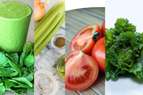 4、菠菜:能促進血液循環,令距離心臟較遠的雙腿也吸收到足夠養分,平衡新陳代謝,起到排毒瘦腿的效果。 5、西芹:西芹含有大量的鈣和鉀,可減少下半身的水分積聚。 6、西紅柿:常吃新鮮的西紅柿可以利尿,去除腿部的疲勞、減少水腫,生吃效果更好。 7、甘藍:含大量的鈣和維他命C,能提高代謝速度。