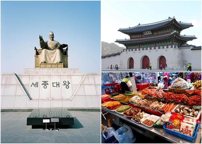 #4 首爾 首爾已經成為亞洲旅遊必去的地點之一。就算不想逛街,光是美食就足以撐起一座城市。美妝與時尚的快速率對女生產生巨大吸引力不用說,想要體驗在地文化就要去市場繞一圈~