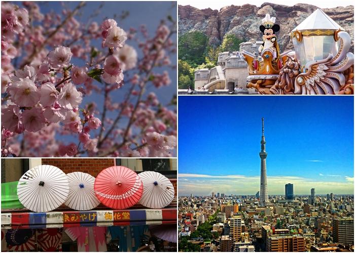#6 東京 東京是個無論什麼年紀去都能有不同體會的城市。東京的擁擠與東京時尚的快速感,特別適合20幾歲時,與朋友一起感受。