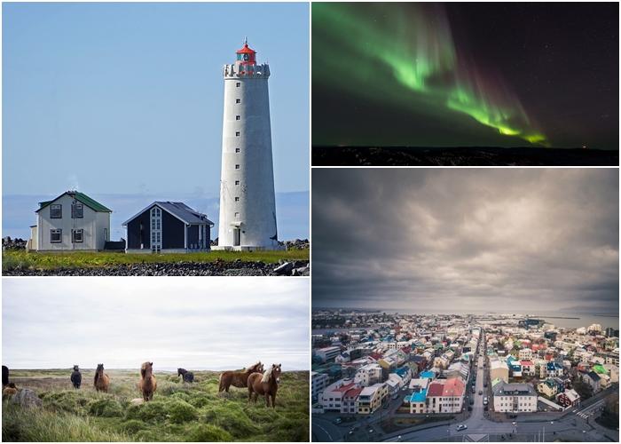 #9 冰島 冰島是許多人的人生最終夢想地之一,這裡除了有豐富的地景,還有令人心動的極光。因為地大而寬廣,適合結伴開車做公路旅行!