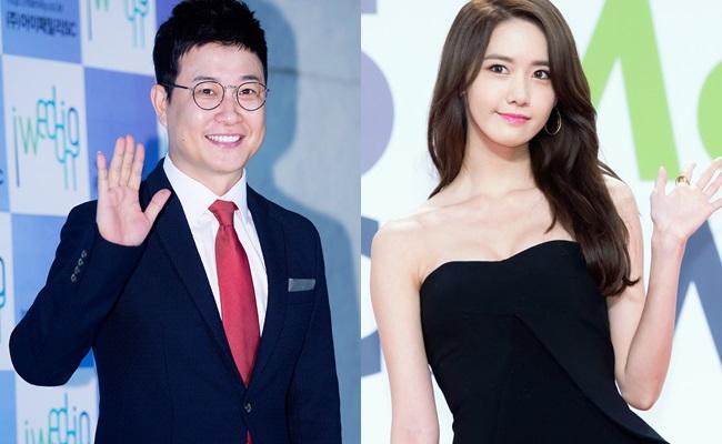 2015年跨年音樂節目「MBC 歌謠大祭典」由金成柱、潤娥擔任主持人