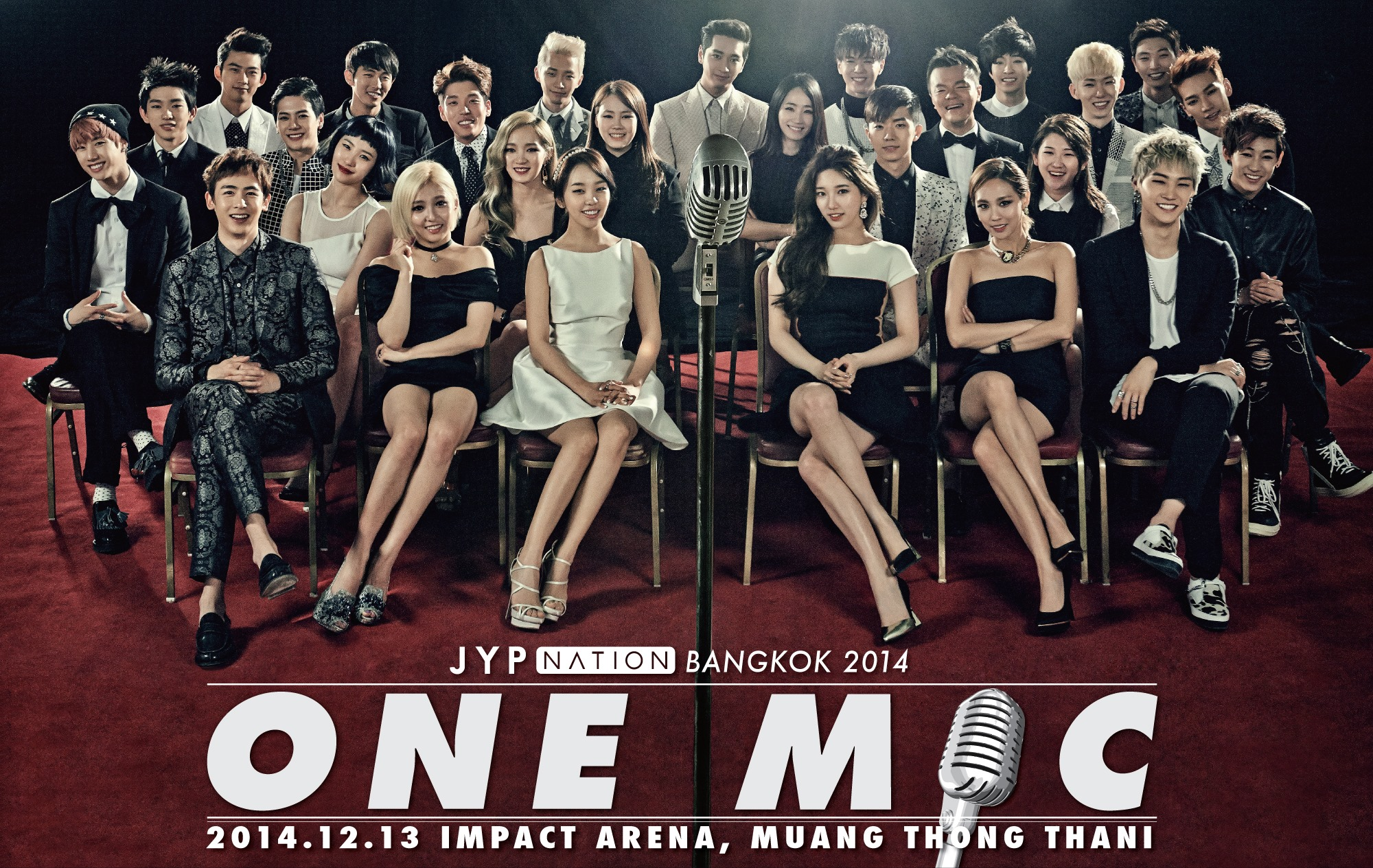 JYP娛樂:不知如何宣傳,好像水倒進杯裡不知道如何控制何時會滿出來一樣讓人驚慌