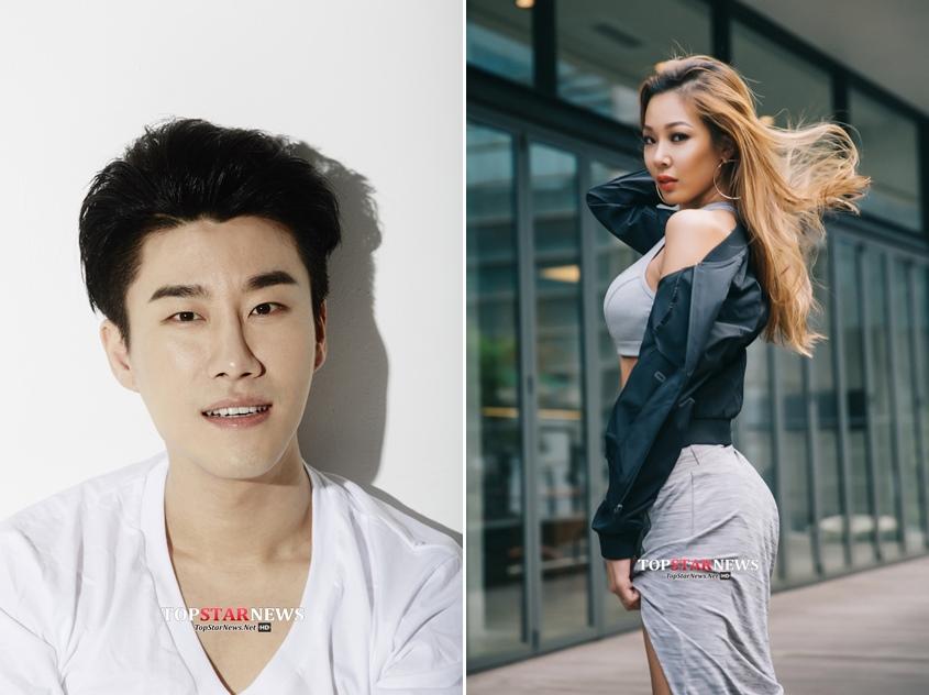 饒舌歌手San E和身材超好的女Rapper Jessi也有參與這次的歌曲featuring