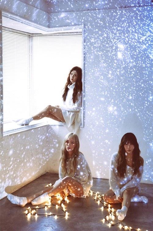 ♡ Girls' Generation-TTS《Dear Santa》