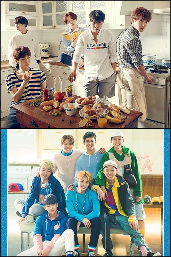 正確答案就是 YG 娛樂的「WINNER」和「iKON」。
