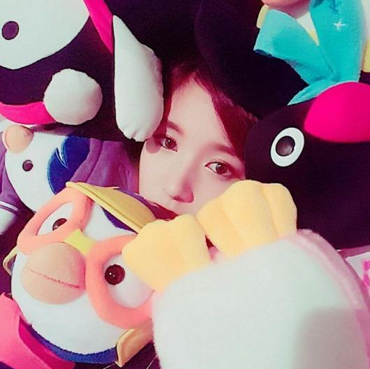 就是日籍成員Mina呦!