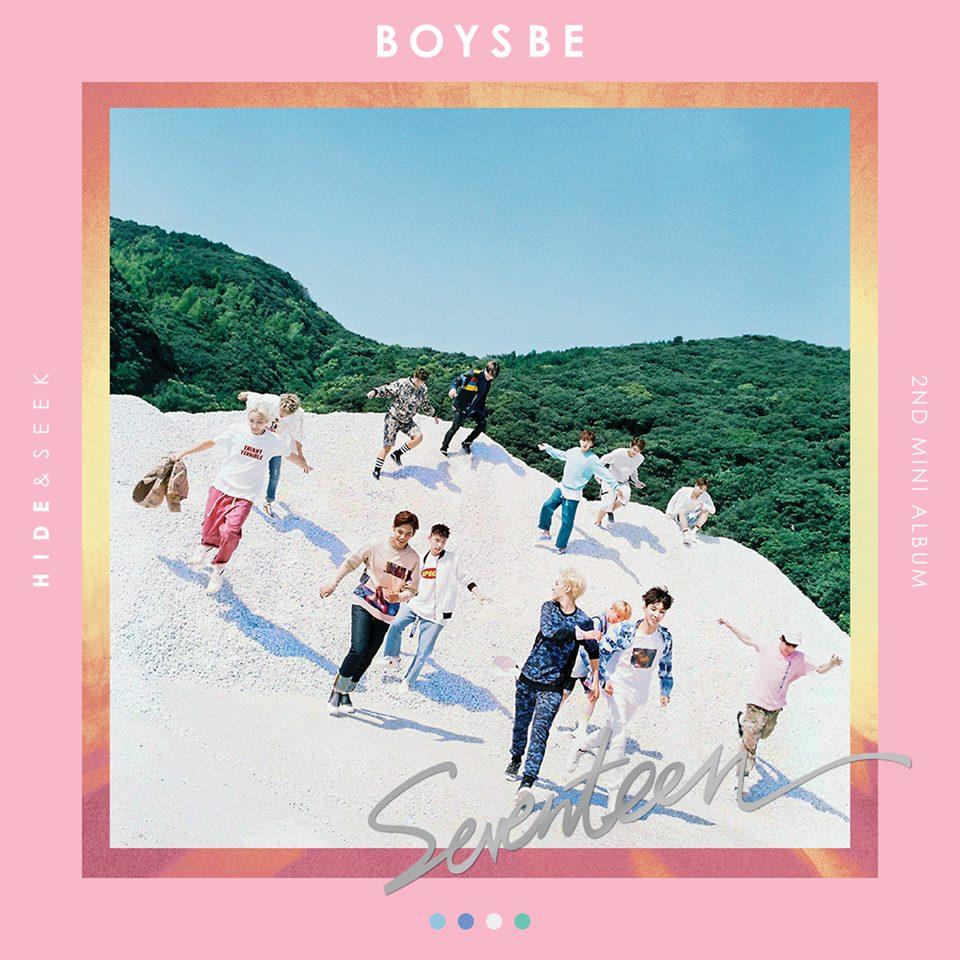 今年九月開賣的專輯 'BOYS BE' 到十一月統計實體專輯銷量衝上11萬619張  成為今年最賣的新人男子團體 再加上5月的專輯 '17 carat' 4萬9159張的成績 即使放在綜合榜單和前輩一起比較 銷量也絲毫不遜色!
