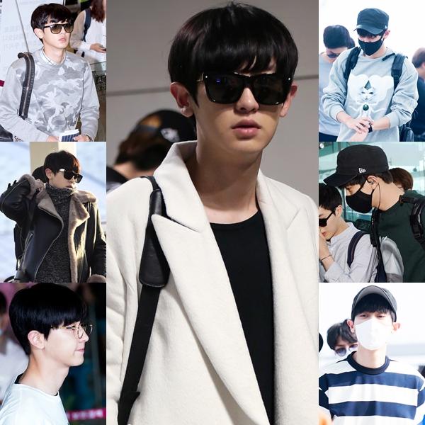 難到還有人比EXO時尚王燦烈更專情於穿搭的成員嗎?
