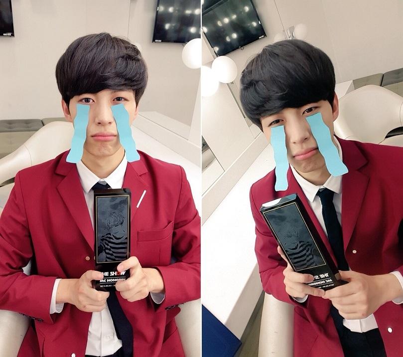 VIXX 弘彬 別哭別哭努那帶你回家♥(´∀` )人