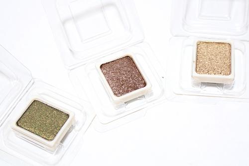 絲滑細膩的質地,輕輕一抹,就可以隨心所欲打造出想要的眼妝。