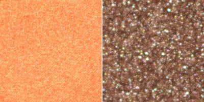 小編選了這兩種色號為大家示範眼妝效果^_^