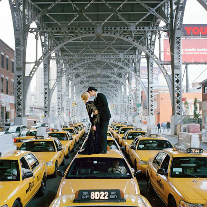 3. Rodney Smith 追求畫面既夢幻又有趣的攝影師...這張照片真的是太酷了!!