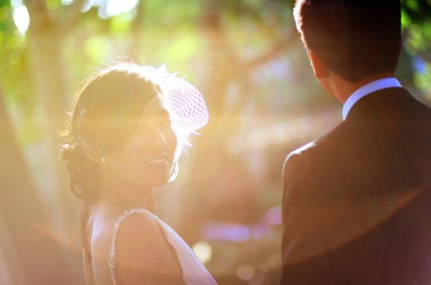 4. Max Wanger 拍攝懷舊風格婚紗照的LA攝影師...太美了....♥