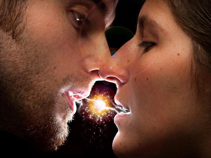 8. Thad and Sarah Lawrence 仍然是攝影師夫婦...擅長利用PS技術,在照片中表現出我們無法看到的東西!