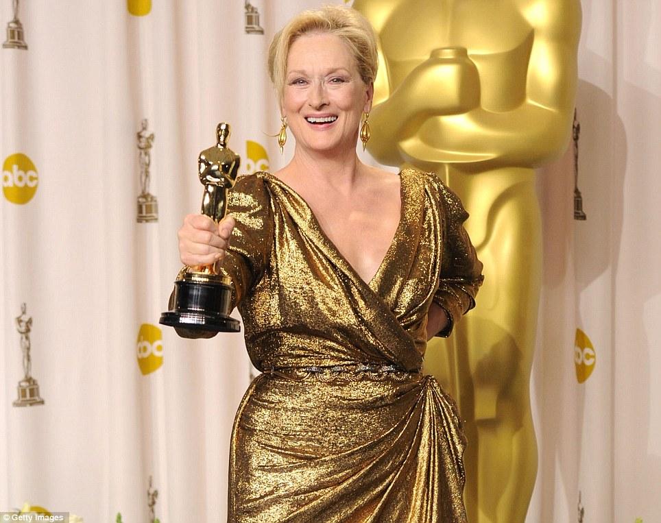 7. 謙遜的美德 梅莉·史翠普,她在37年間19次入圍奧斯卡,兩度榮獲最佳女主角獎,一次最佳女配角獎,成為好萊塢傳說!